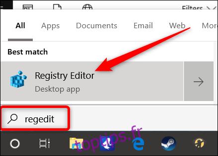 Comment désactiver la fonction de liaison de votre téléphone sous Windows 10