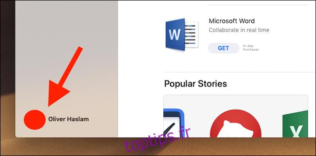 Comment voir toutes les applications que vous avez achetées sur le Mac App Store