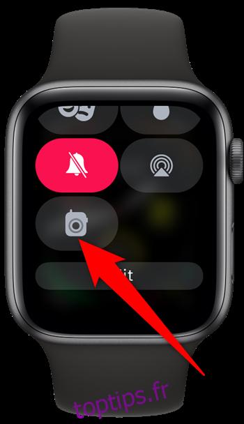 Comment désactiver le talkie-walkie sur Apple Watch