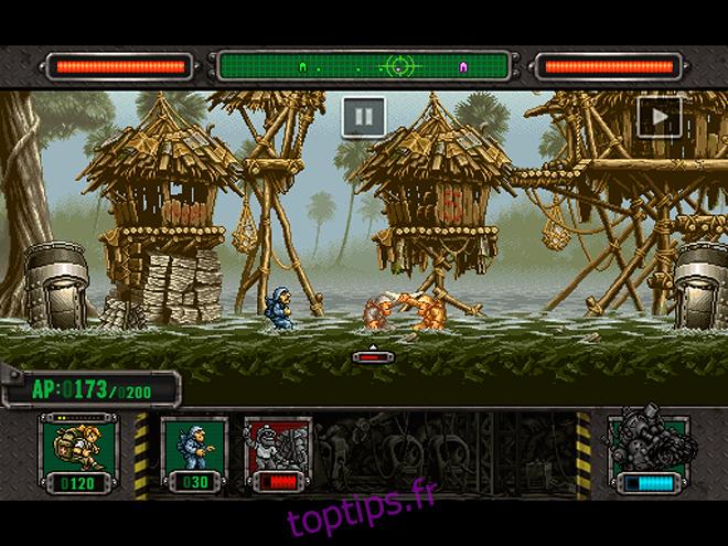 Metal Slug Defense - Gameplay