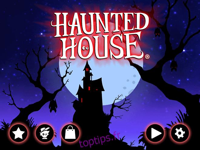 Haunted House By Atari est maintenant disponible pour iOS [Review]