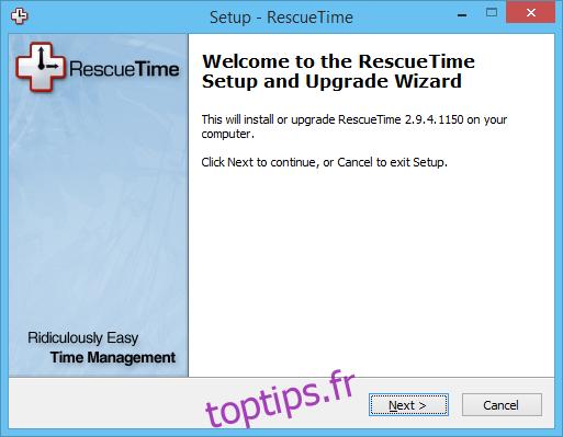 RescueTime _ Application Windows