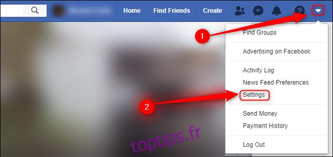 Comment modifier vos paramètres de langue sur Facebook