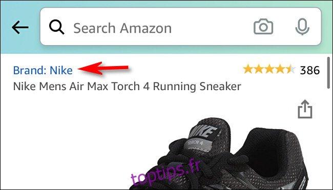 Comment savoir si vous achetez auprès d'un vendeur tiers sur Amazon