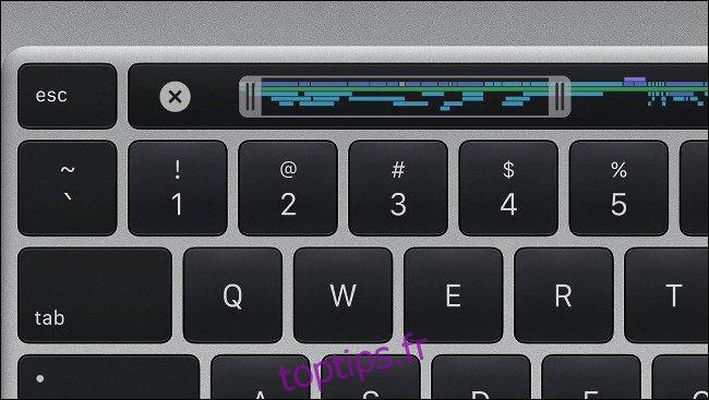 Apple fait des MacBook Pros que vous attendiez