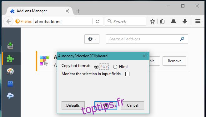 autocopyselction2clipboard