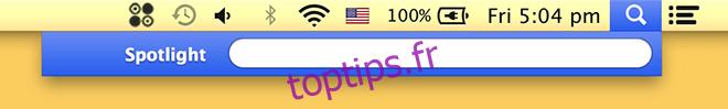 Votre guide pour débloquer la puissance de la recherche Spotlight sous OS X