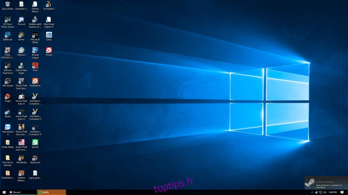 Comment utiliser le streaming Steam à domicile pour jouer à des jeux Windows sur Linux