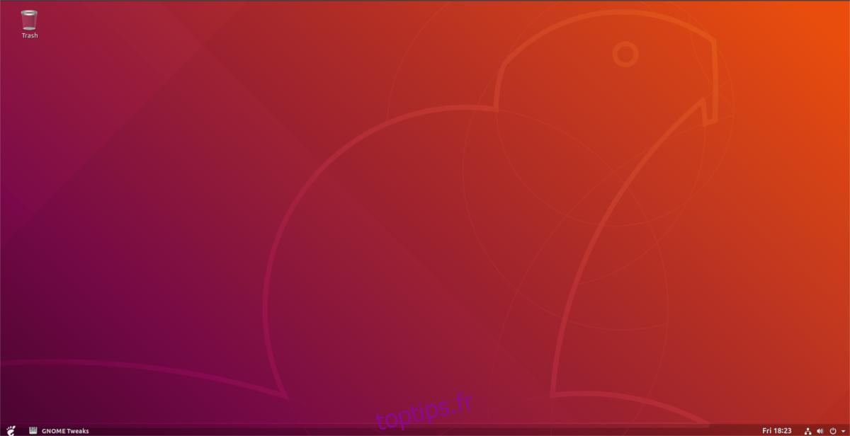 Comment rendre Gnome Shell semblable à Windows en utilisant Dash To Panel