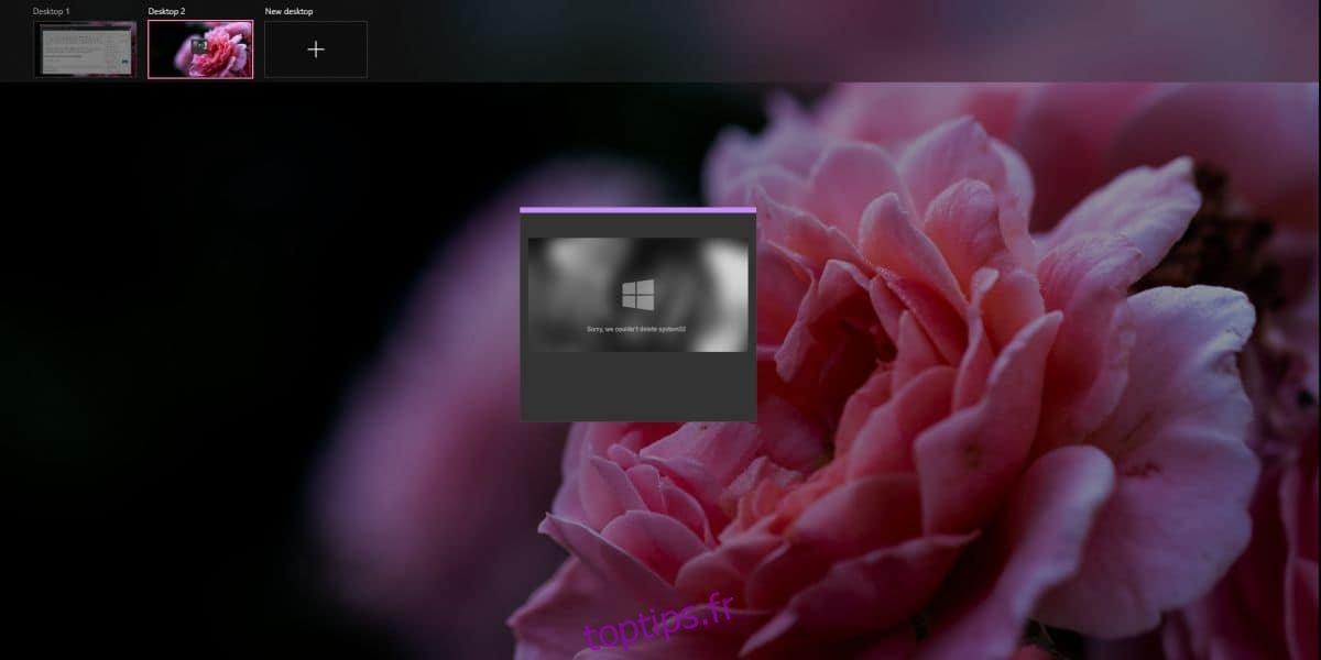 Comment épingler des notes autocollantes sur des bureaux virtuels sous Windows 10
