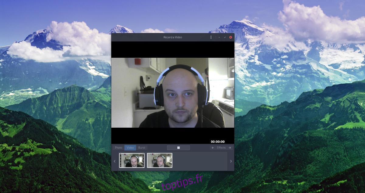 Comment enregistrer votre webcam sous Linux