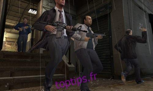 La chute de Max Payne sur Linux